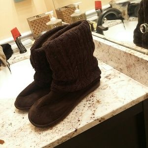 Material girl boots sz.6
